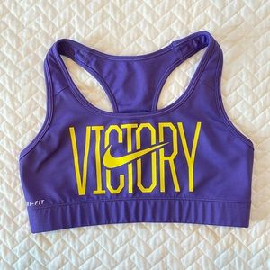 "Nike Pro Dri-Fit ""Victory"" Sports Bra"